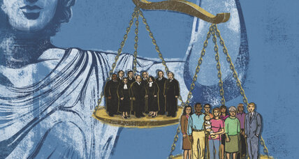 Supreme Court justices' families less nuclear, more diverse like US