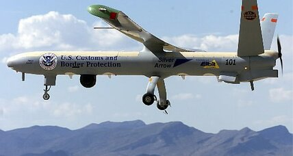Drones: Not just for war anymore?