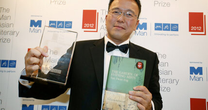 Tan Twan Eng wins Man Asian Literary Prize