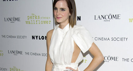 Emma Watson rumors: The star addresses 'Fifty Shades of Grey' stories