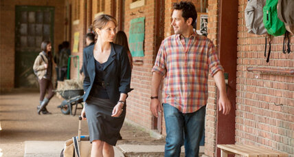Tina Fey and Paul Rudd star in 'Admission'