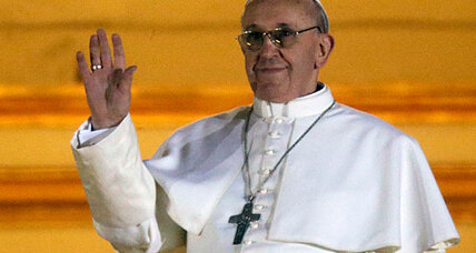 Pope Francis: First Latin American pope in Catholic history