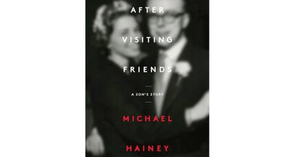 'After Visiting Friends': Michael Hainey talks about his journey into his father's past