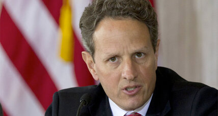 Timothy Geithner will release book on 2008 financial crisis