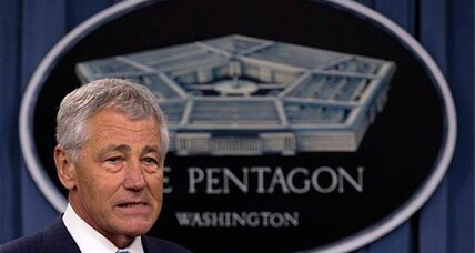 Hagel to review Air Force sexual assault case