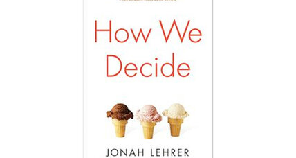 Sad ending: Jonah Lehrer's book 'How We Decide' is pulled by publisher