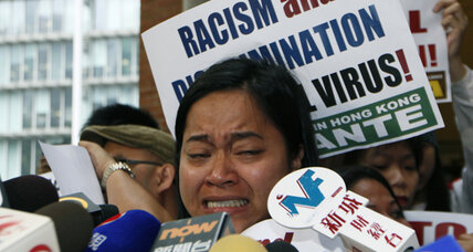 Hong Kong court rejects Filipino maids' plea for residency