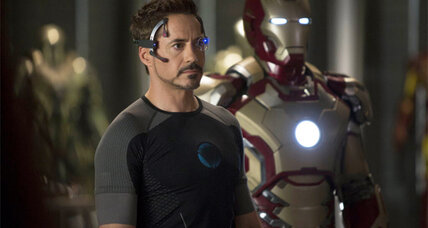 'Iron Man 3' debuts new trailer showing the evil Mandarin and the Iron Man army