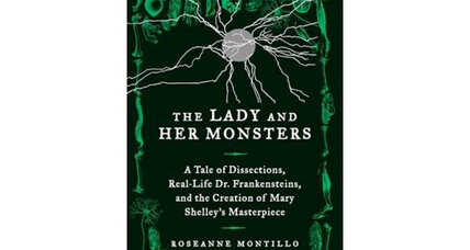 Roseanne Montillo discusses 'The Lady and Her Monsters,' her book about Mary Shelley