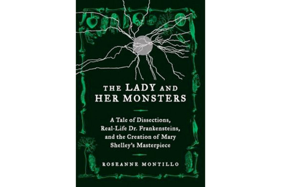 "the creation of life in frankenstein by mary shelley ""mary shelley, 1797–1851, author the origins of life, the germ to shelley's refusal to let either frankenstein or his creation be solely."