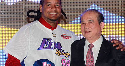 Manny Ramirez signs to play with Rhinos in Taiwan