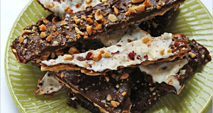 A sweet treat for Passover: Matzoh crack