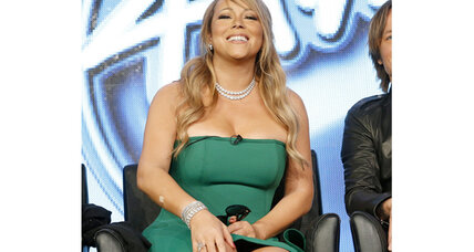 Mariah Carey sings track for the Disney film 'Oz the Great and Powerful'
