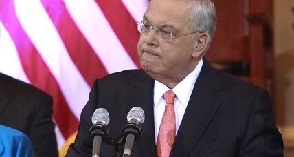 Boston Mayor Menino, his popularity high, calls fifth term his last