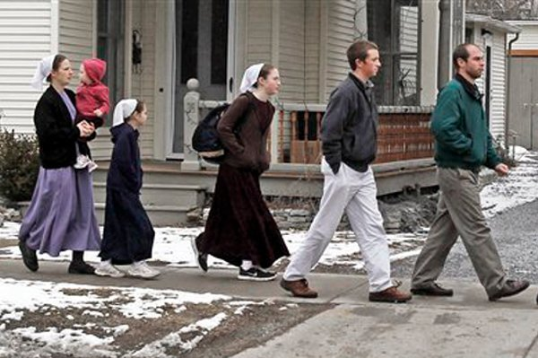 Mennonite gay marriage