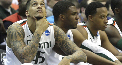 NCAA tournament: 'Sweet 16' winds up sour for some