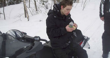 Missing teen found alive: Mom talks to ski resort about what he did right