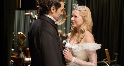 'Oz The Great and Powerful' is less than magical (+video)