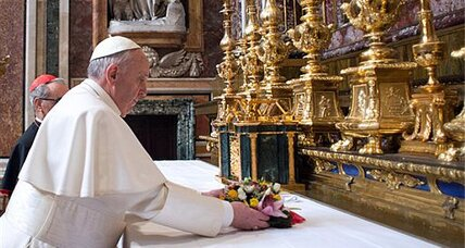 Pope pays hotel bill: Pope Francis sheds luxuries of previous popes
