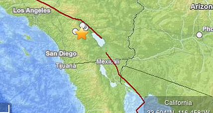 4.7 California earthquake rattles but no fatalities (+video)