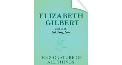 Elizabeth Gilbert asks fans to help her choose a new book cover