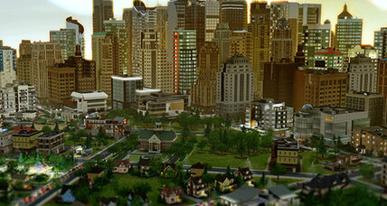 SimCity crumbles under online issues