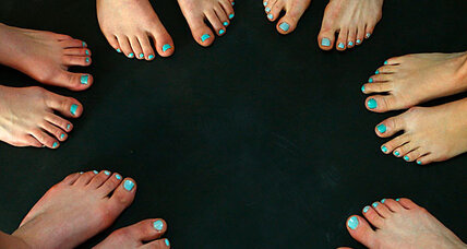 Toenails measure toxic exposure in New Jersey