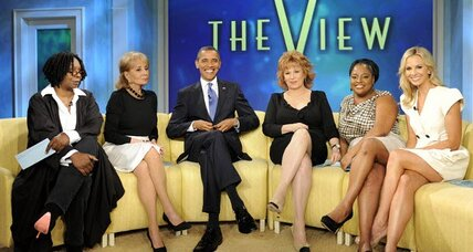 Elisabeth Hasselbeck leaving? Not so, says Barbara Walters