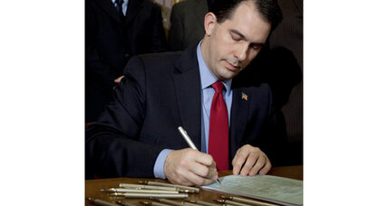 Scott Walker will pen book – is he another presidential hopeful?