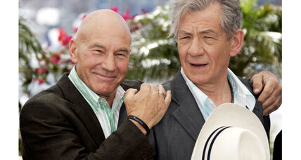 Patrick Stewart wedding: Ian McKellan says he'll perform the ceremony