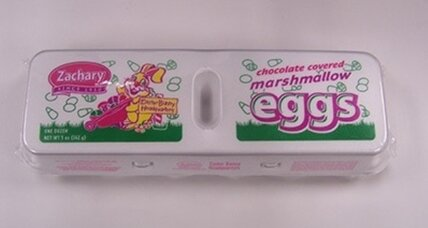Easter candy recall: Chocolate eggs may contain salmonella