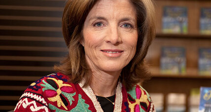 Caroline Kennedy to be US ambassador to Japan? Why it makes sense now.