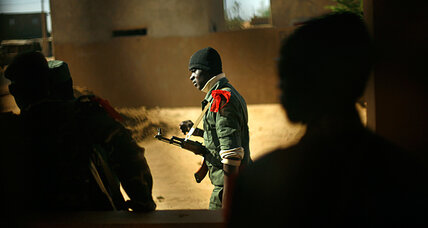 French in Mali face Islamist insurgency of unknown strength