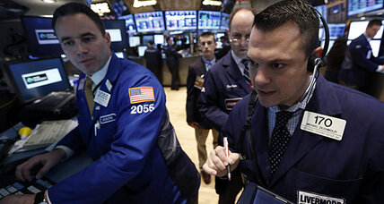 Stocks slide with slowdown in manufacturing growth