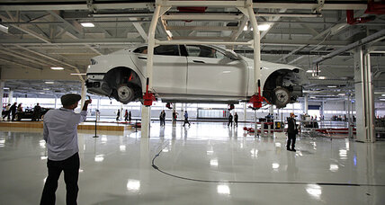 Tesla Motors expects first profit; Fisker Automotive eyes bankruptcy