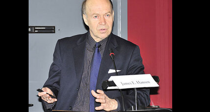 NASA climate scientist James Hansen retires to join global warming fight full time