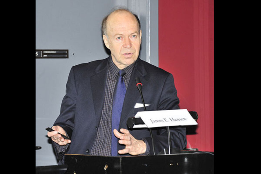 NASA climate scientist James Hansen retires to join global ...