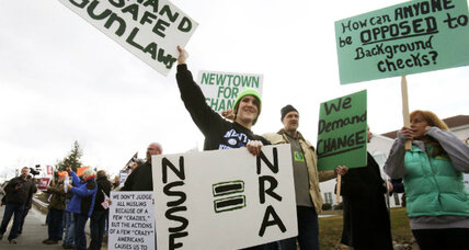 Connecticut responds to Newtown with groundbreaking gun control laws