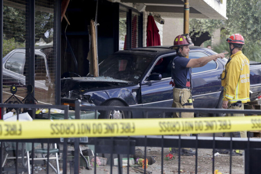 Vegas restaurant crash: Man admits drugs in Las Vegas restaurant