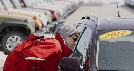 Car sales rise in March. Chrysler up 5 percent.