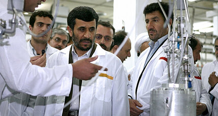 How much is a nuclear program worth? For Iran, well over $100 billion.