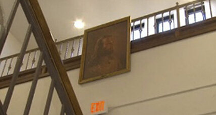 Jesus portrait taken down at Ohio school due to lawsuit fears