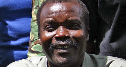 $5 million bounty offered by US for Joseph Kony