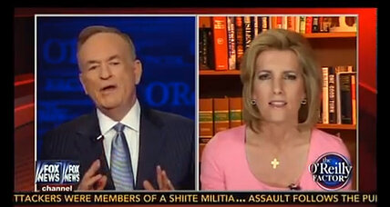 Bill O'Reilly battles Laura Ingraham: Is 'thump the Bible' a slur? (+video)