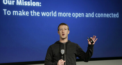 Is Facebook smartphone just a new way to collect data about you? (+video)
