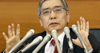 $1.4 trillion stimulus planned by Japan central bank