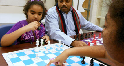 Parenting a chess player may be harder than playing the game