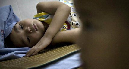 Lead poisoning among children estimate revised, now two times greater