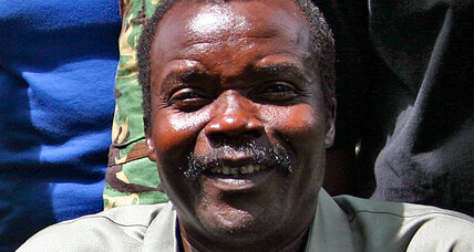 African warlord Joseph Kony catches a break