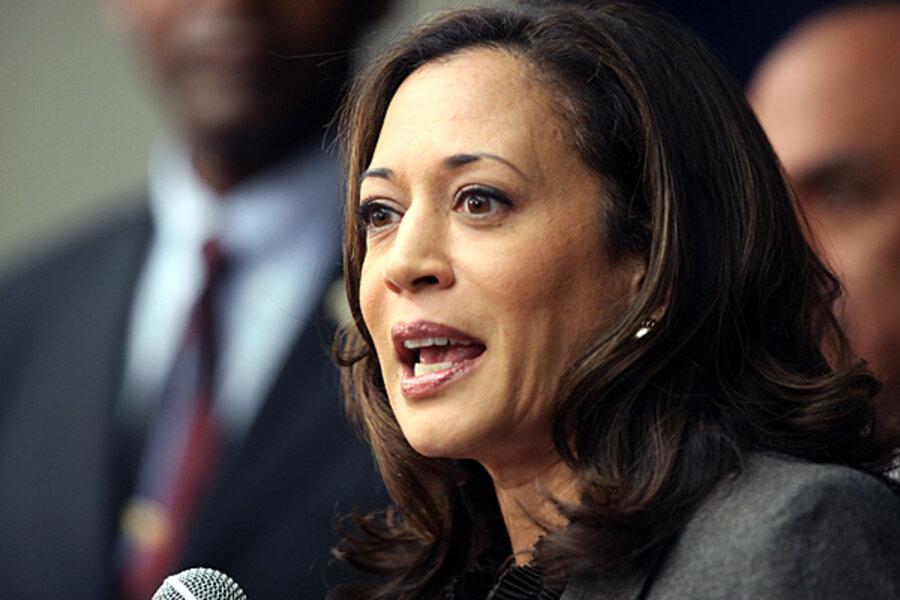 Uproar Over Obama Comment On Kamala Harris Political Correctness Run Amok Csmonitor Com
